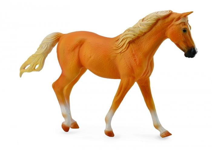 Figurina Cal Missouri Fox Trotter - auriu XL Collecta 3