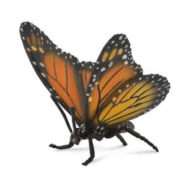 Figurina Fluture Monarh L Collecta 2