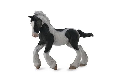 Figurina Manz Gypsy alb si negru M Collecta 2