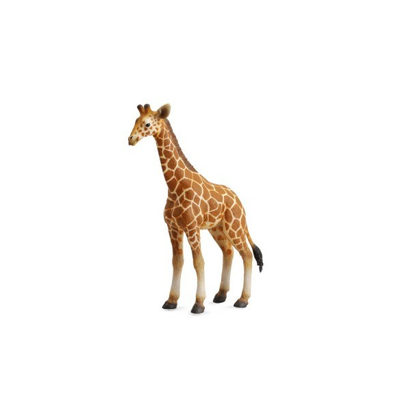 Figurina Pui de Girafa L Collecta 0
