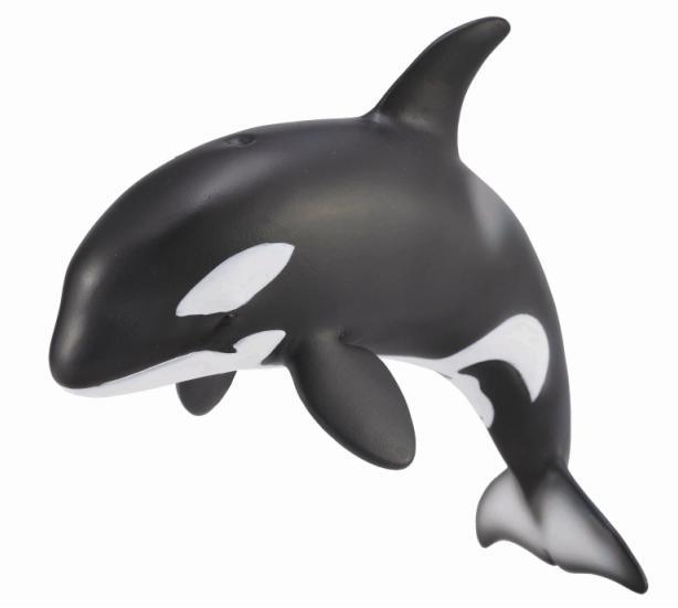 Figurina Pui de Orca M Collecta 3