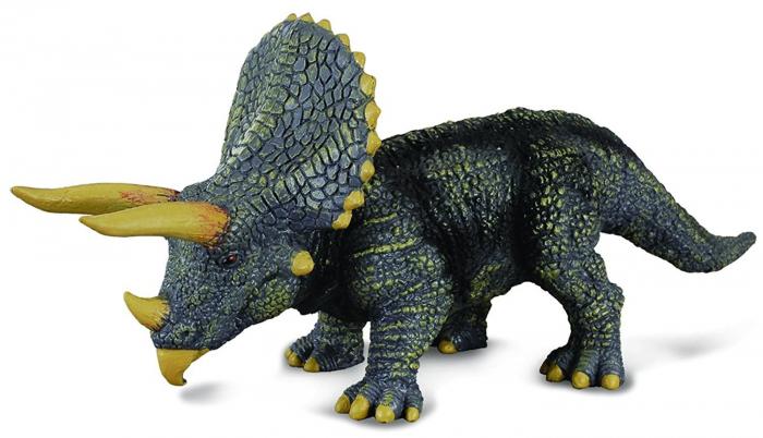 Figurina Triceratops 3
