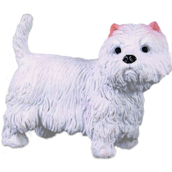 Figurina West Highland White Terrier Collecta 3