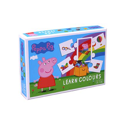 Invata culorile cu Peppa Pig [0]