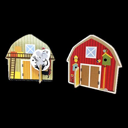 Invata culorile cu soricelul: Wacky Wonders - Little Mouse [2]