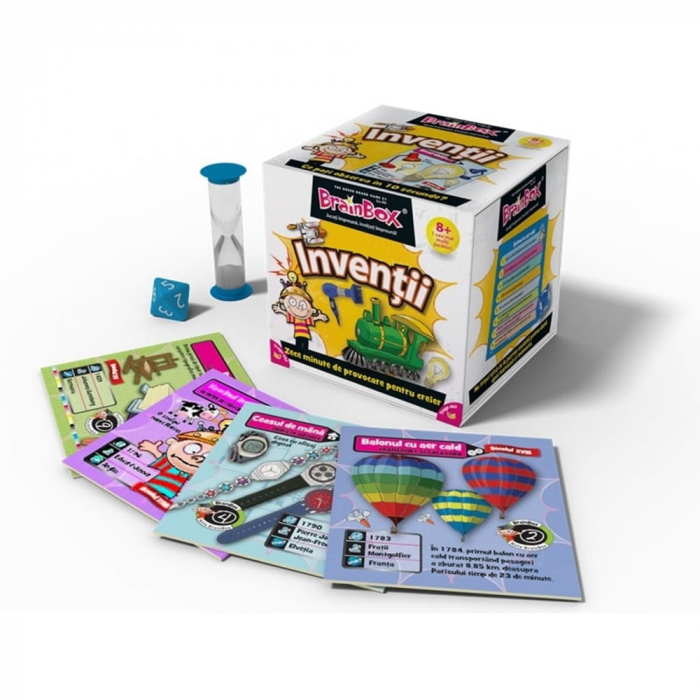 Inventii - BrainBox 2