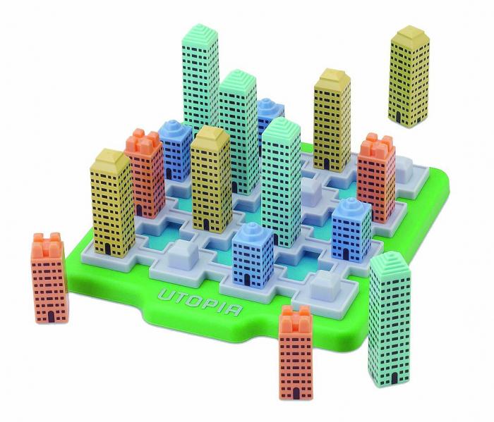 IQ Booster - Cityscape 1