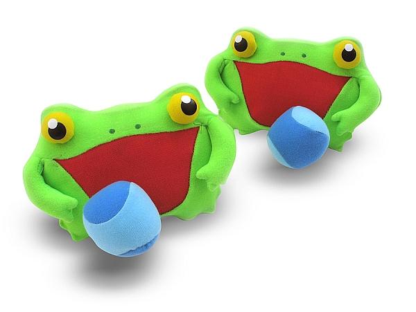 Joc Arunca si prinde Froggy Melissa and Doug 1