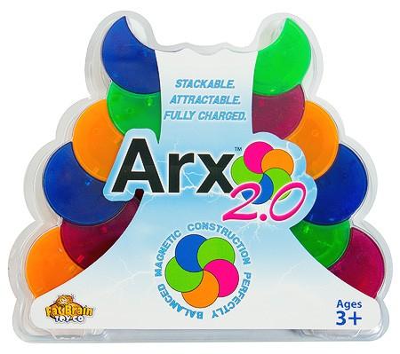 Joc constructie magnetic Arx 2.0 - Fat Brain Toys 0