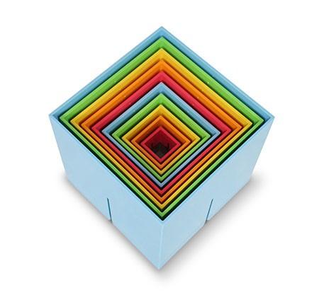 Joc de constructie Cuburi DADO Original - Fat Brain Toys 6