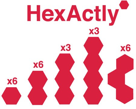 Joc de constructie IQ HexActly - Fat Brain Toys 4