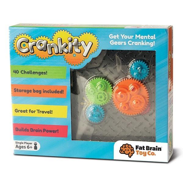 Joc de inteligenta Crankity 3