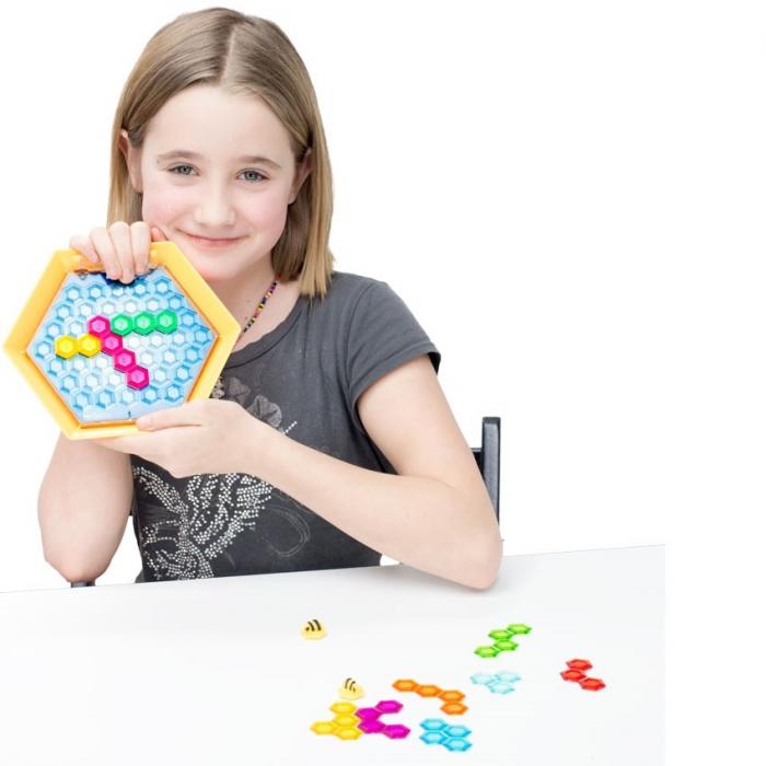 Joc de logica Stupul Albinelor - Fat Brain Toys 13