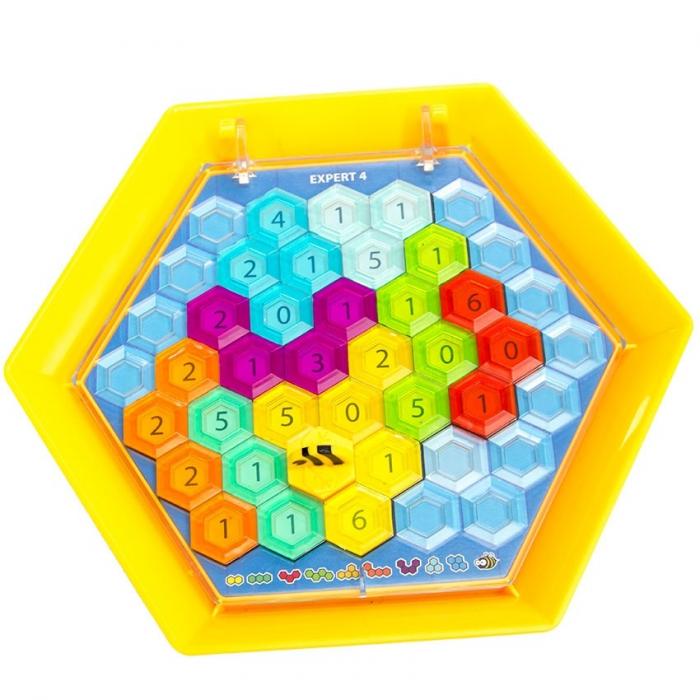 Joc de logica Stupul Albinelor - Fat Brain Toys 7