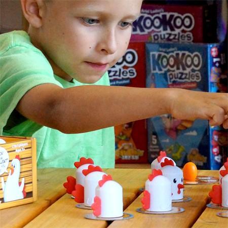 Joc de memorie Gainusele - Fat Brain Toys 11