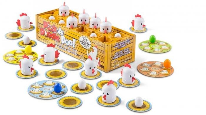 Joc de memorie Gainusele - Fat Brain Toys 3