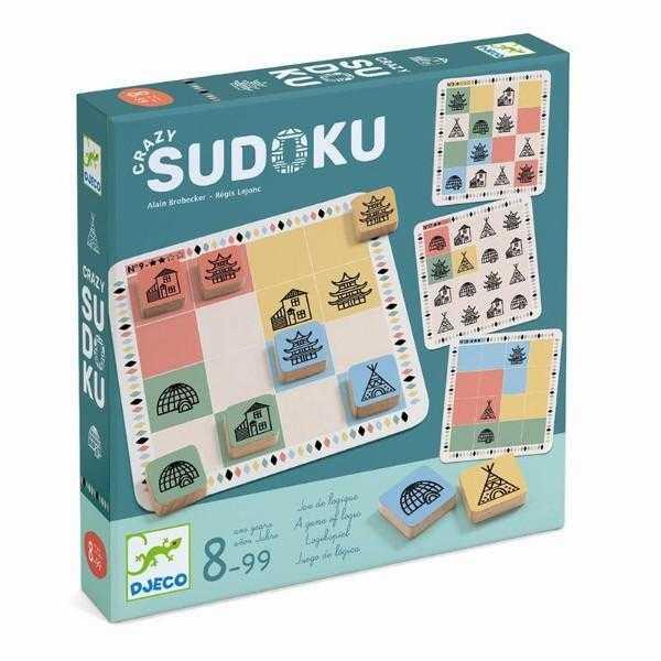 Joc de strategie Djeco, Crazy Sudoku [0]