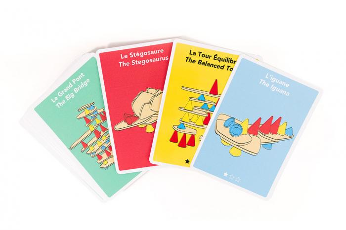 Carduri creative suplimentare pentru joc educativ Piks 1