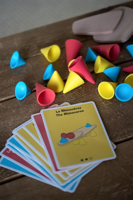 Carduri creative suplimentare pentru joc educativ Piks 5