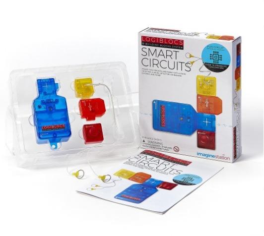 Joc electronic Logiblocs - set Smart Circuit [2]