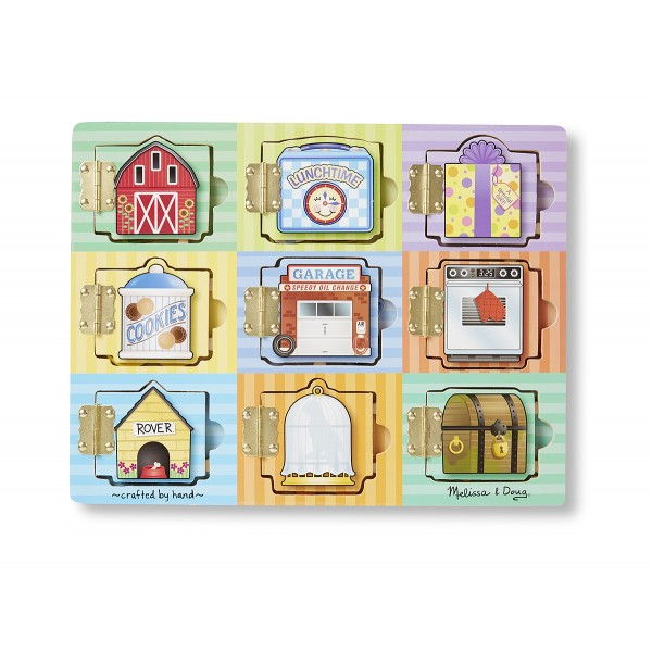 Joc magnetic ascunde si gaseste Melissa and Doug 6