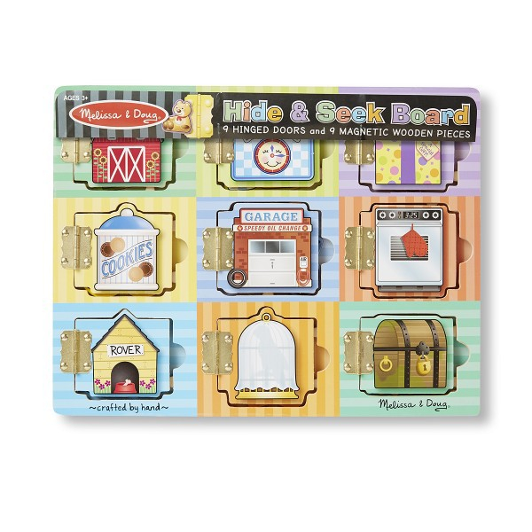 Joc magnetic ascunde si gaseste Melissa and Doug 5