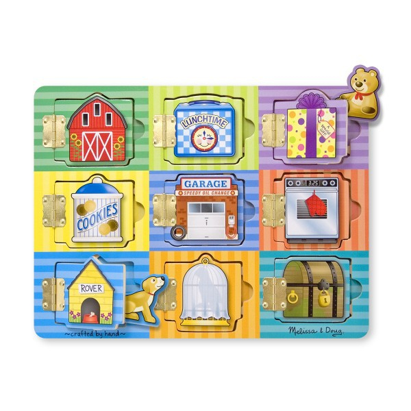Joc magnetic ascunde si gaseste Melissa and Doug 4