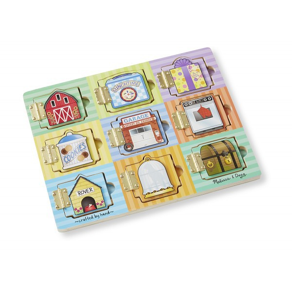 Joc magnetic ascunde si gaseste Melissa and Doug 8
