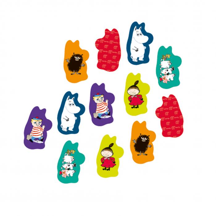 Joc memorie Memo cu Moomin [1]