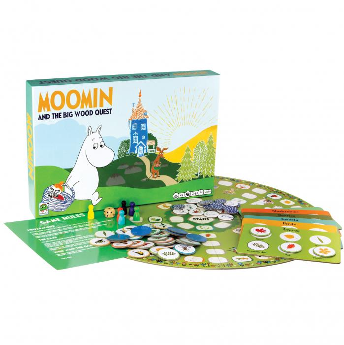 Joc Moomin Wood Quest [0]