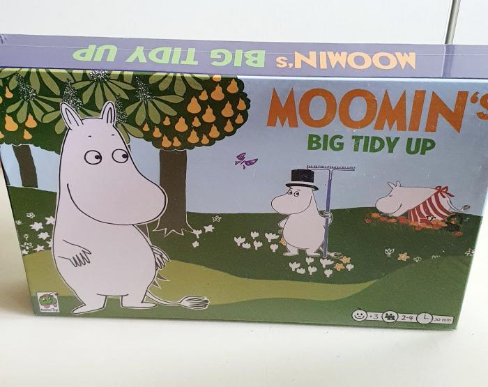 Joc Moomins Big Tidy Up [1]