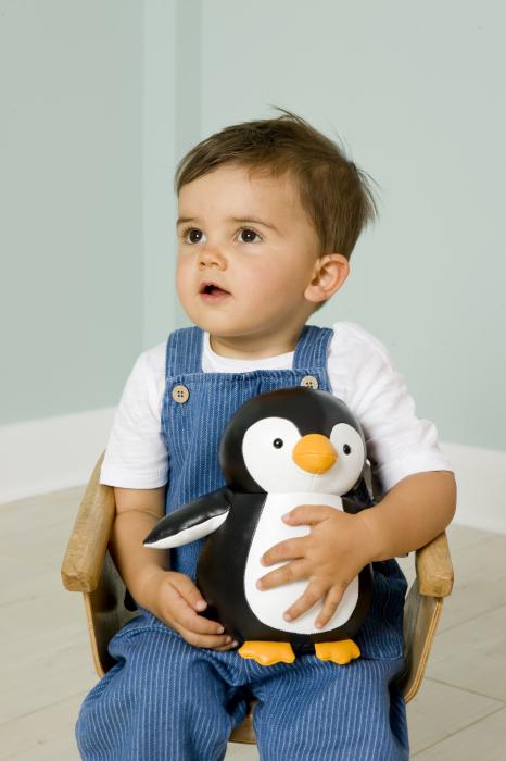 Jucarie muzicala Pinguinul Martin 6