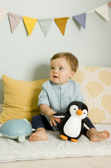 Jucarie muzicala Pinguinul Martin 9