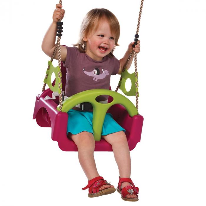 Leagan pentru copii Trix PP mov [5]