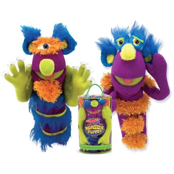 Melissa and Doug - Creaza-ti propriul monstrulet 3