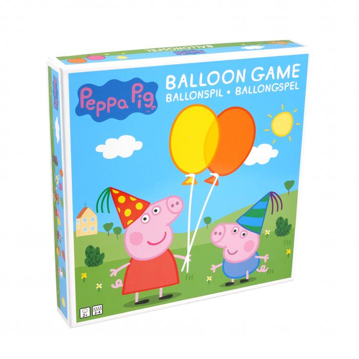 Joc cu baloane Peppa Pig 0