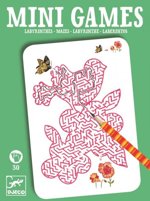 Mini games Djeco labirint [0]
