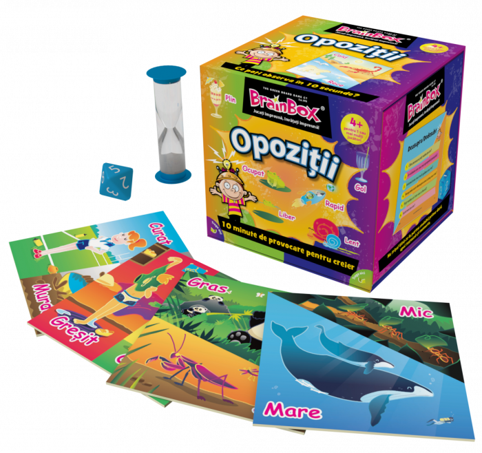 Opozitii - BrainBox 0
