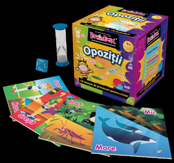 Opozitii - BrainBox 2