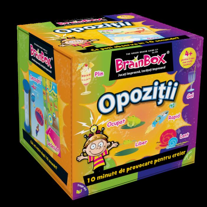 Opozitii - BrainBox 1
