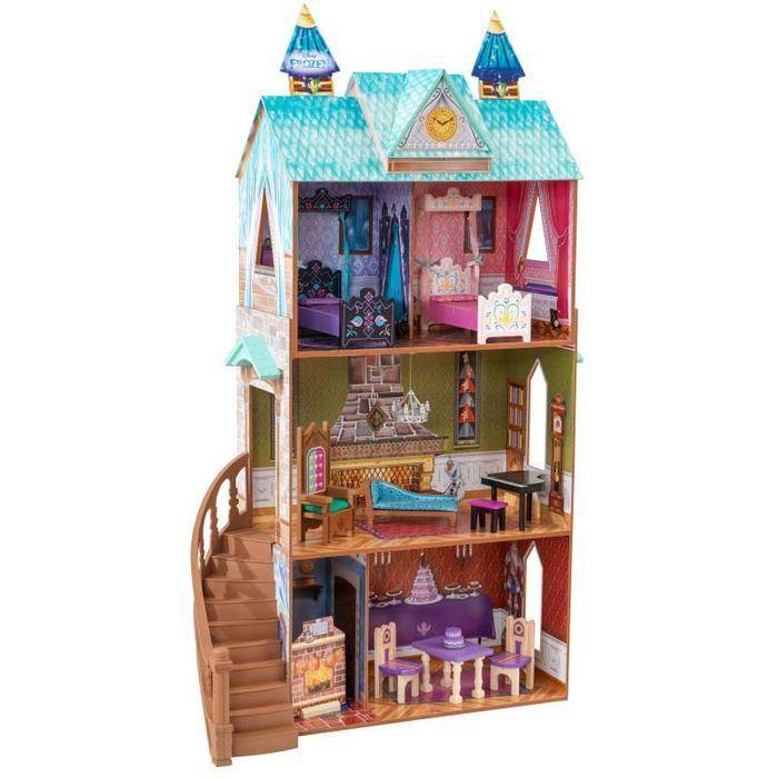 Palatul ARENDELLE Disney Frozen Kidcraft 65945 1