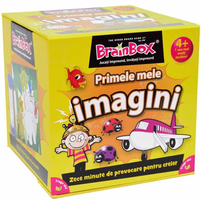 Primele mele imagini - BrainBox 1