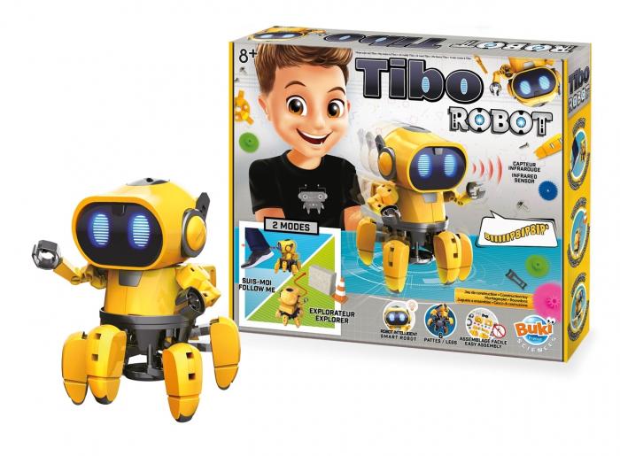 Robot Tibo 4