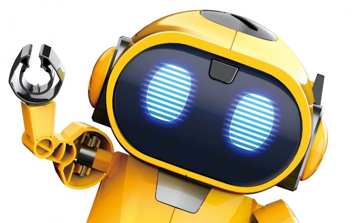 Robot Tibo 3