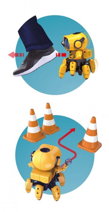 Robot Tibo 2