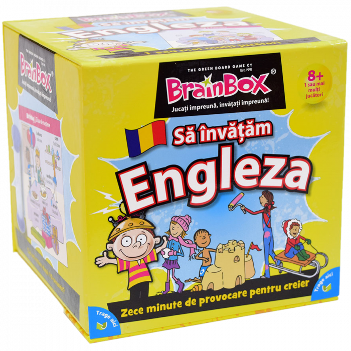Sa invatam Engleza - BrainBox 1