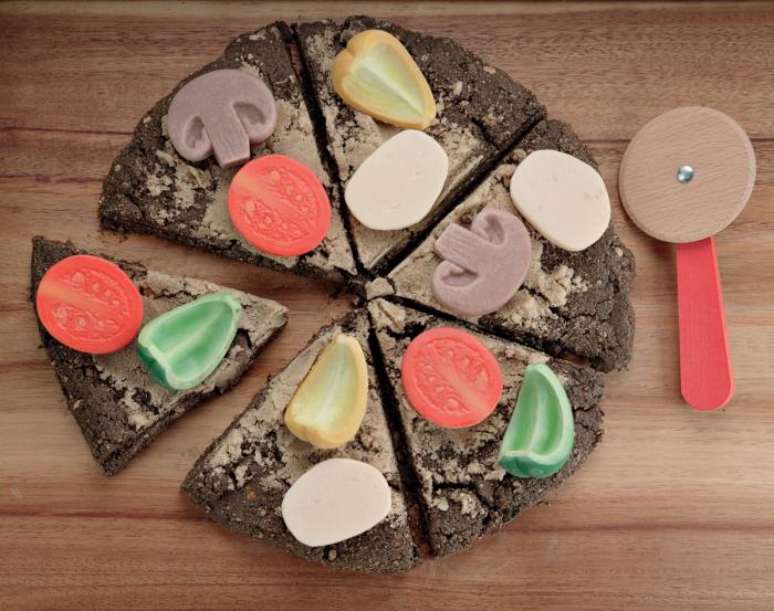 Pietre senzoriale - Topping Pizza 6