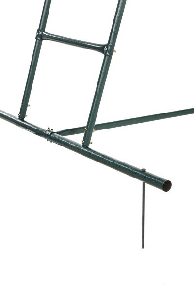 Scara tobogan 1.5 m inaltime verde KBT 1