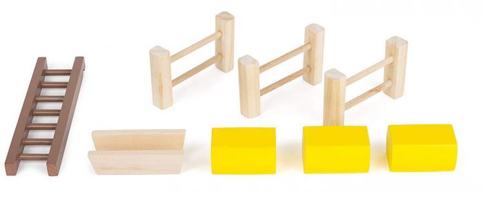 Set de joaca Ferma cu figurine 5