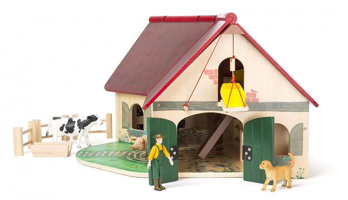 Set de joaca Ferma cu figurine 3